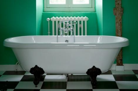 On l'aime aussi dans la salle de bain pour une atmosphère détente !
