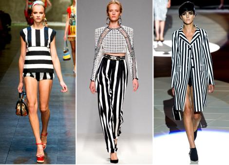 Crédit Photos : Vogue.fr • Défilés Dolce & Gabbana, Balmain et Marc Jacobs