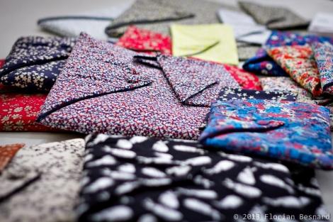 Pochettes de l'Atelier Charlotte Auzou. http://www.etsy.com/shop/CharlotteAuzou ! Magnifique!