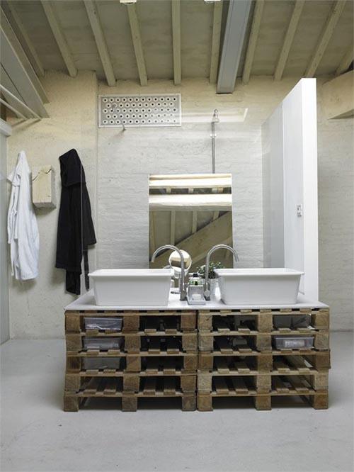 Les cagettes et les palettes c est chouette my cherry - Brico plan it salle de bain ...