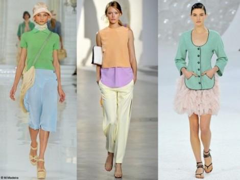 Défilés de mode Printemps-Eté 2012 - elle.fr