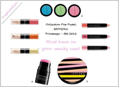 Nouvelle collection Pop de Sephora
