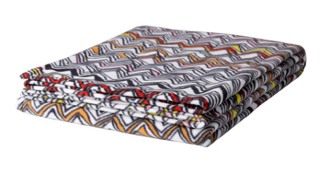 Plaid ZigZag en tissu moletonné - IKEA - http://urlz.fr/56n
