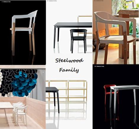 Steelwood Family - Les frères Bouroullec