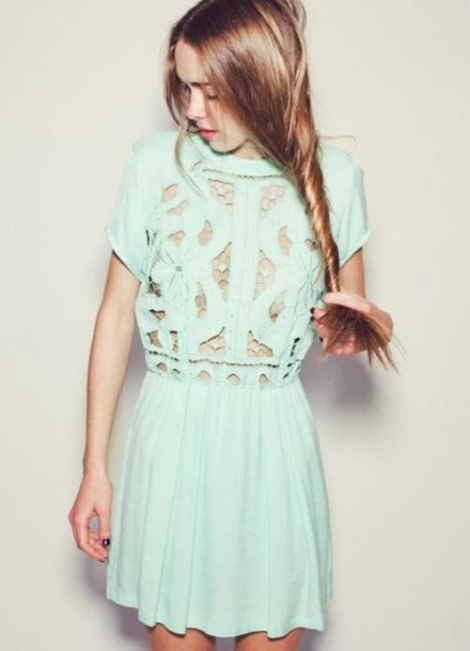 Pretty Dress! Love it! Vue sur Pinterest