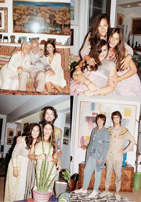 famille MISSONI