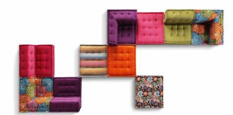 Mah Jong_Roche Bobois by MISSONI http://www.roche-bobois.com/#/fr-FR/designers/9